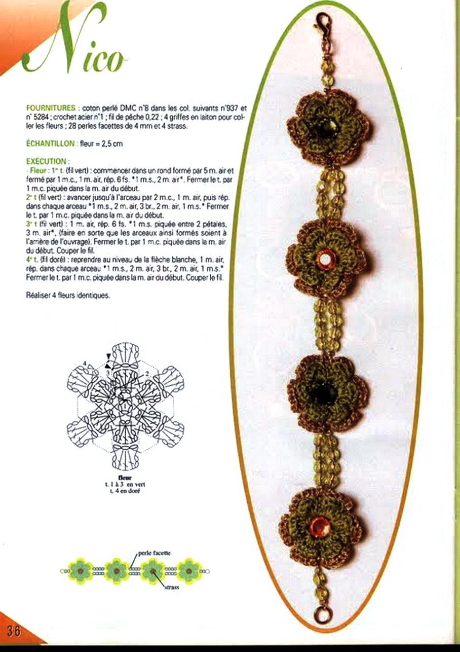 Перейти. ежедневный журнал про вязание крючком * бесплатные схемы вязания уже 1870 штук * форум по вязанию...