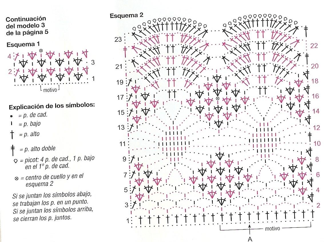 27 вариантов кофт вязаных крючком со схемами, описанием и 27