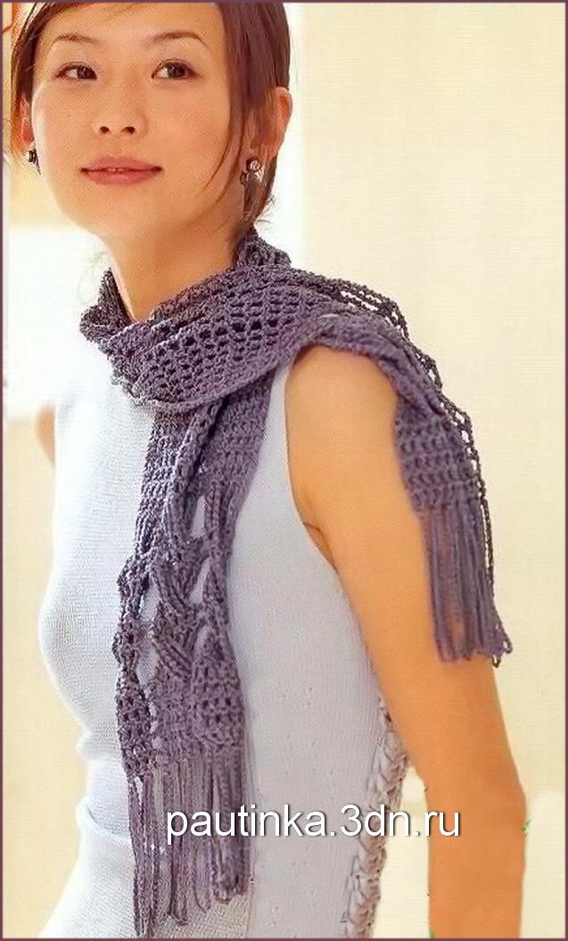 Вязание шапок. Бесплатные схемы вязания спицами шапок для ...