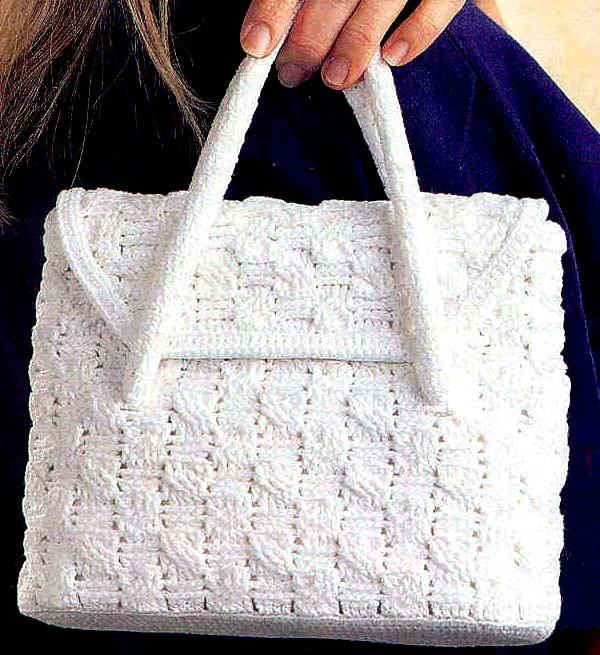 Комментарий: схемы вязания