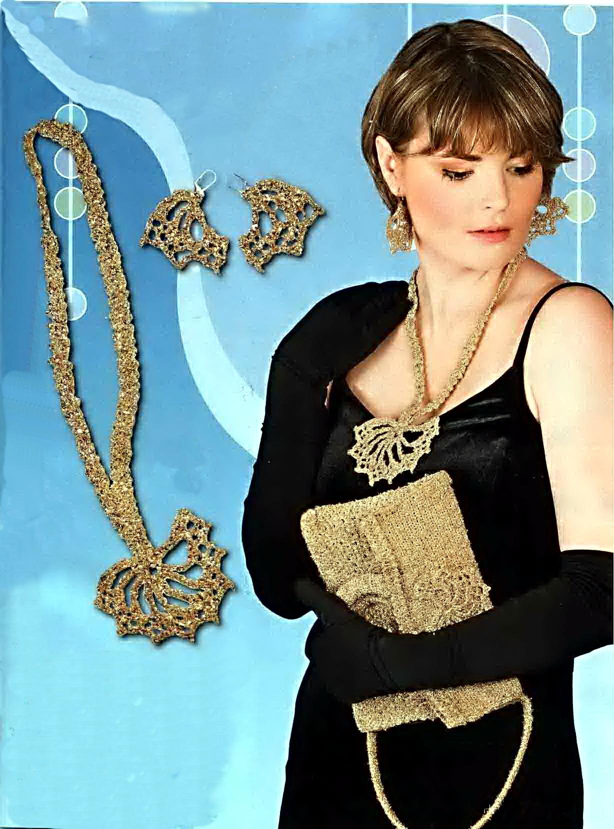Вязанные платья спицами со схемой павлиний хвост