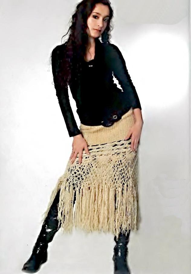 Схема вязания юбки на спицах фото 194