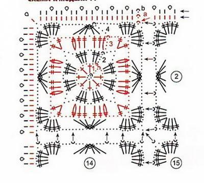 сова из бисера схема плетения