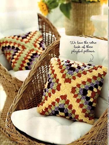 вязание крючком. салфетки скатерти подушки (35) (524x700, 170Kb) .