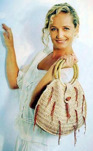 Описание: сумок крючком- схемы вязания Схемы и.