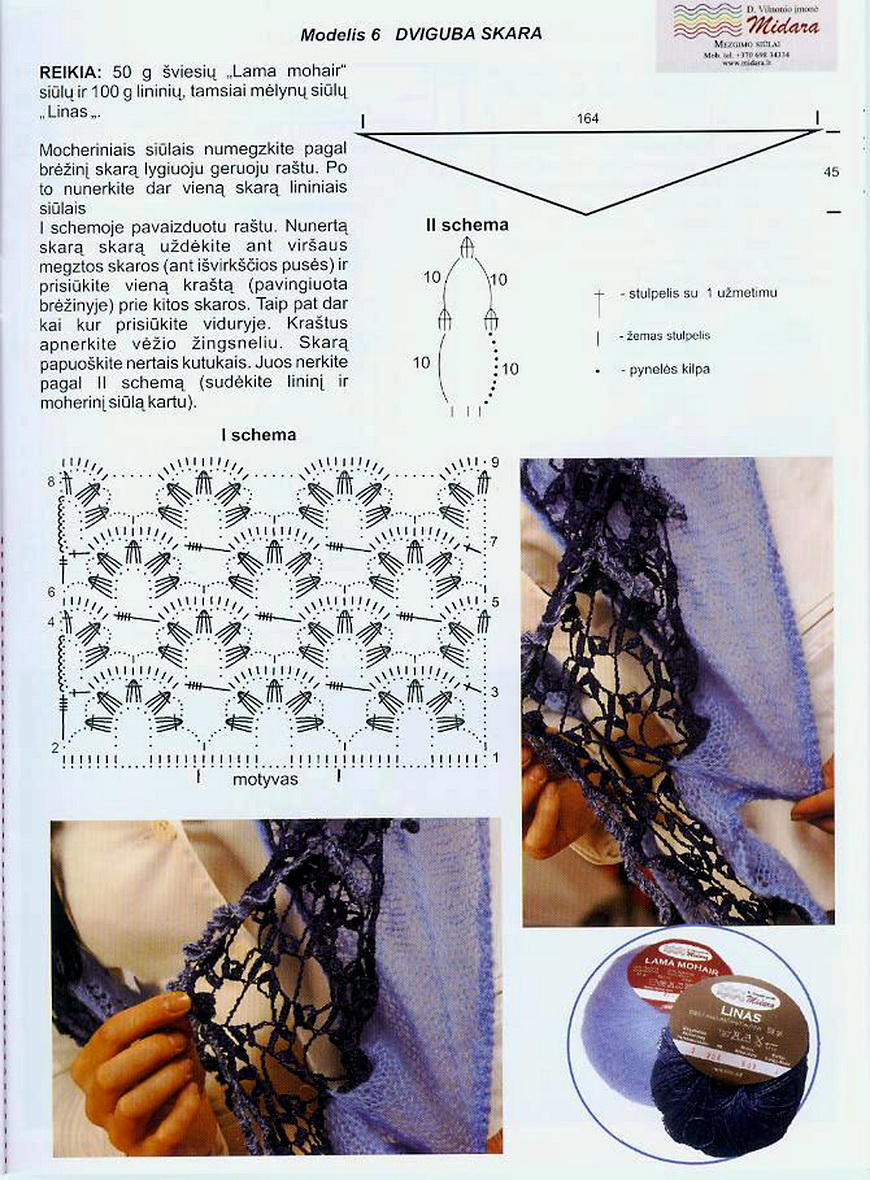 Схемы вязания крючком вяжем крючком