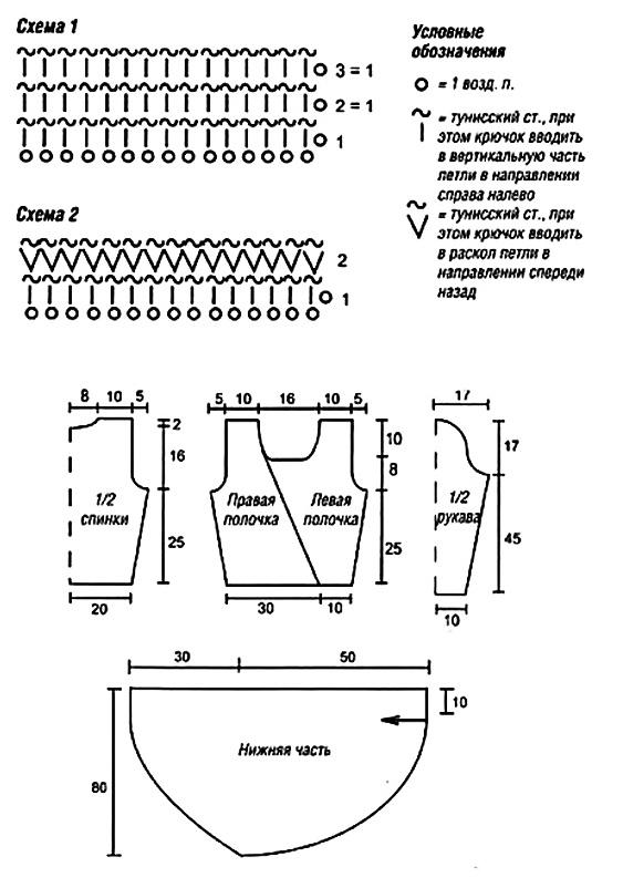 модели свитеров из меланжевой пряжи