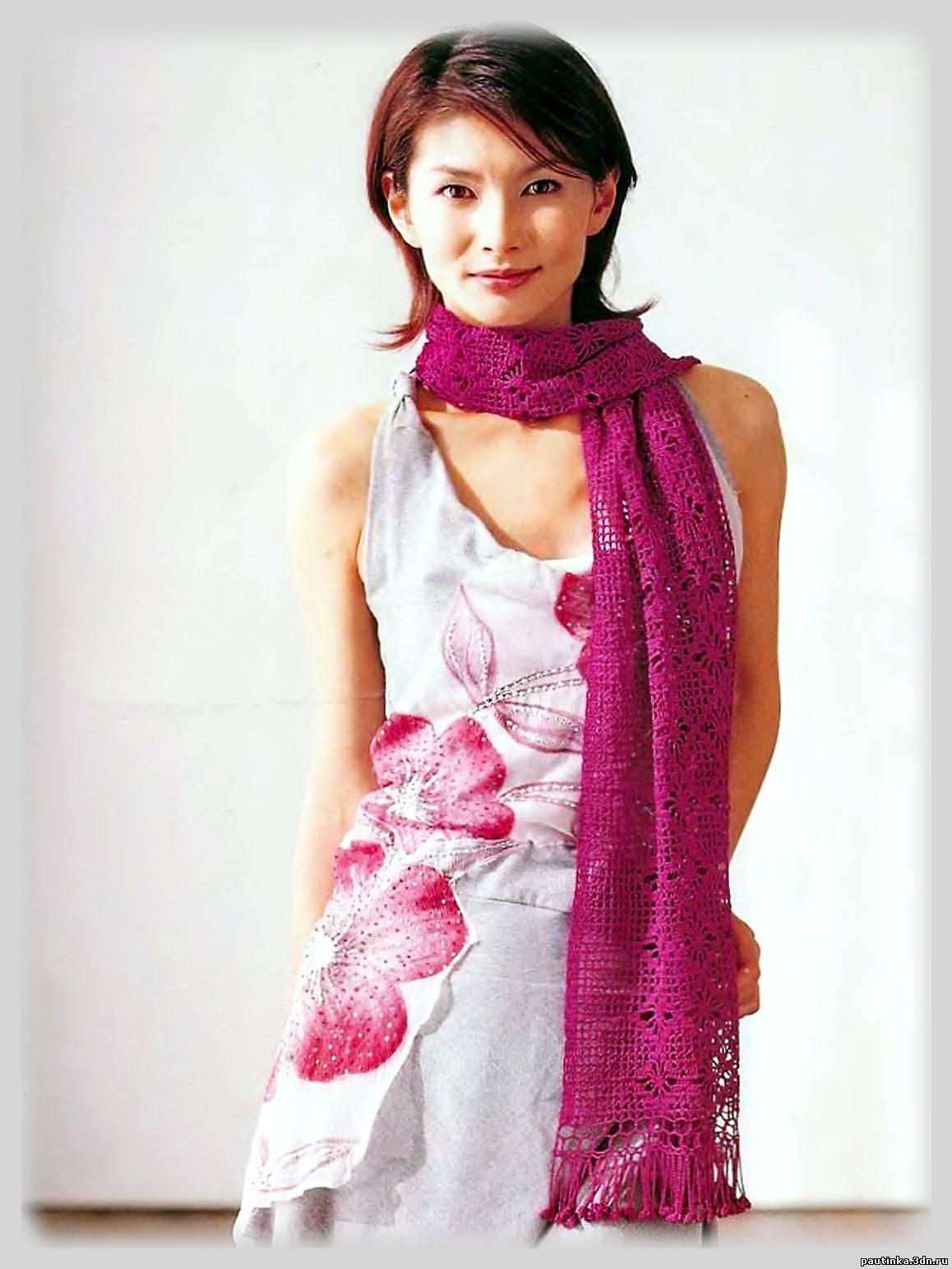 Вязание паутинки - Кройка и шитье