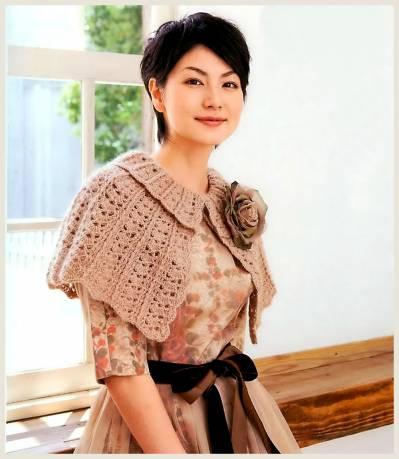 крючком, японское вязание