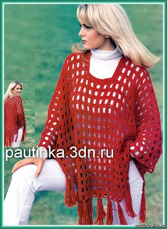 Любите филейное вязание?